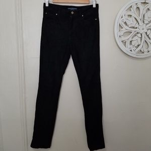 Ralph Lauren sport size 4 leather jeans